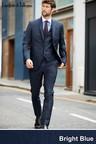 Next Signature Plain Suit: Trousers-Tailored Fit