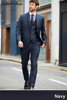 Next Signature Plain Suit: Trousers-Tailored Fit - 226853