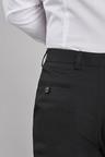 Next Crepe Trousers-Regular Fit