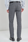 Next Check Trousers-Skinny Fit