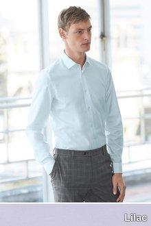 Next Easy Care Shirt-Regular Fit Short Sleeve