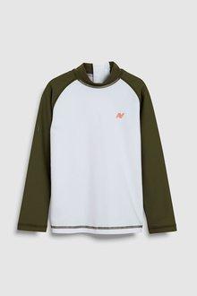 Next Long Sleeve Rash Vest (3mths-16yrs) - 227007