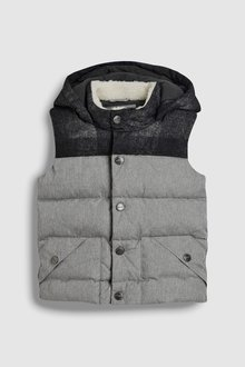 Next Heritage Gilet (3mths-6yrs)