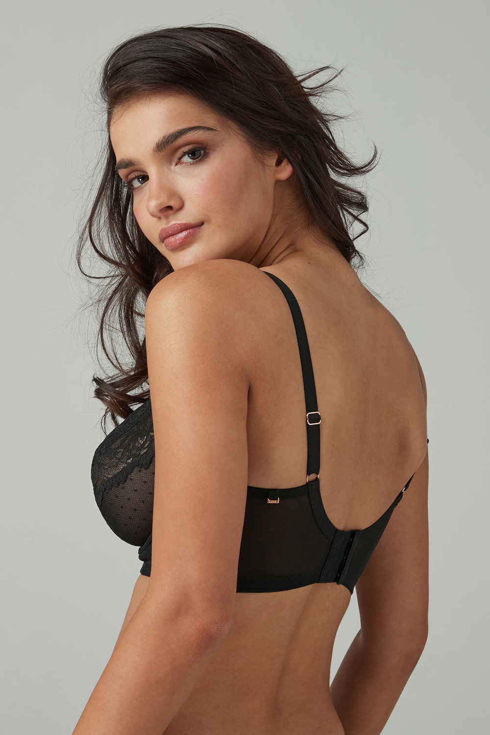 d3a7f402f6 Next DD+ Lizzie Non Padded Lace Balcony Bra Online