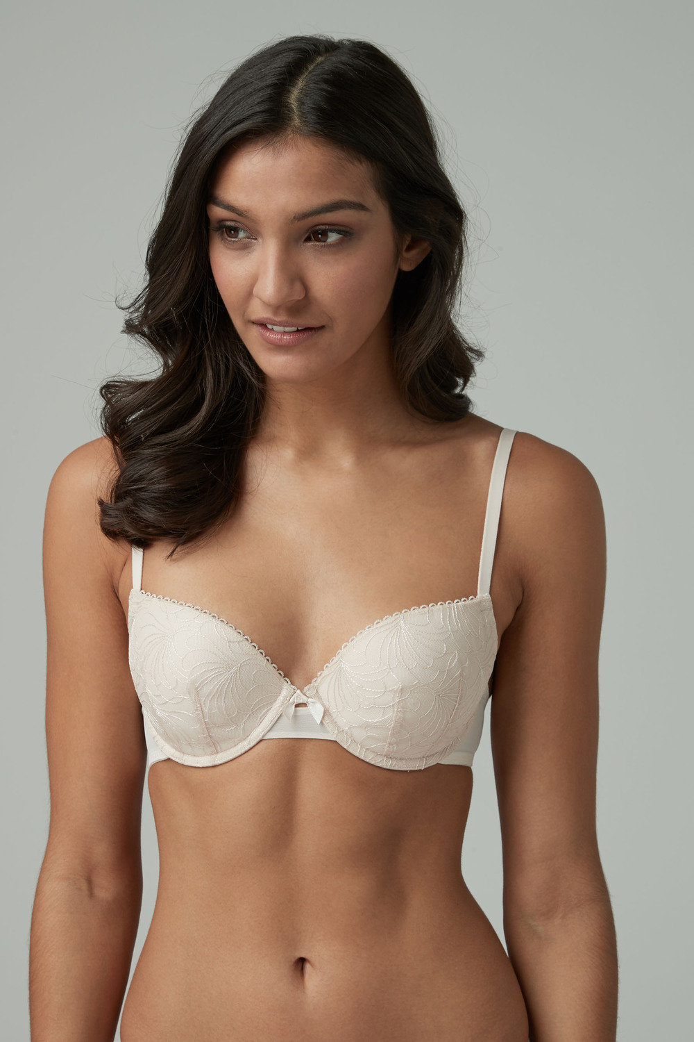 eeac64611b Next Emily Push-Up Embroidered Balcony Bras Two Pack Online