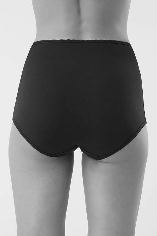 Next Microfibre Knickers Five Pack-Full Brief
