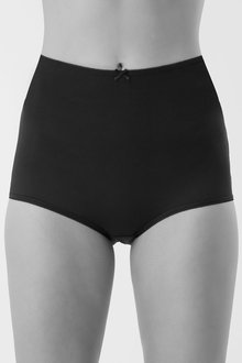 Next Microfibre Knickers Seven Pack-Full Brief - 227081