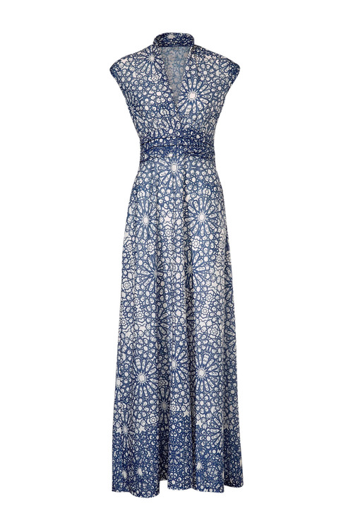 Heine Cross Front Maxi Dress