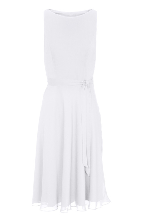 Heine Sleeveless Fit and Flare Dress