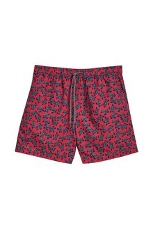 Next Turtle Print Swim Shorts