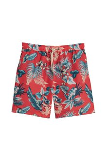 Next Floral Print Swim Shorts