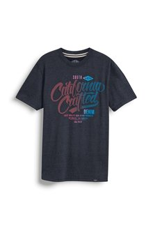 Next Soft Touch California Graphic T-Shirt