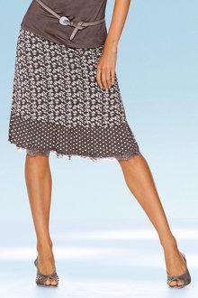 Heine Printed Skirt - 227139