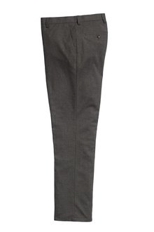 Next Textured Trousers-Regular Fit