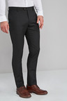 Next Crepe Trousers-Skinny Fit