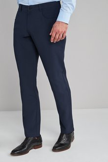 Next Five Pocket Jean Style Trousers-Slim Fit