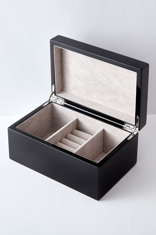 Lacquered Jewellery Box