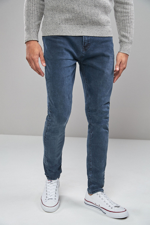 Next Jeans With Stretch-Super Skinny Fit