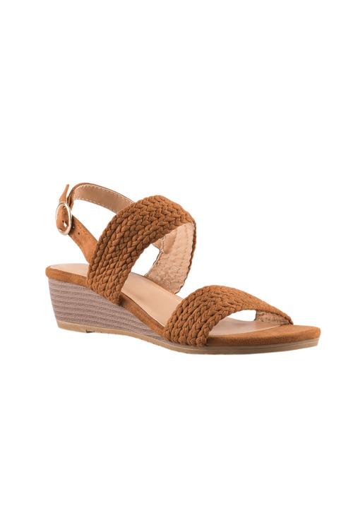 Frisco Sandal Heel
