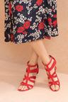 Fulton Sandal Heel