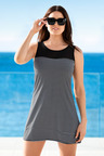 Quayside Mesh Skirted Suit