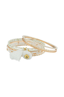 Amber Rose Salsa Bangle Set - 227294
