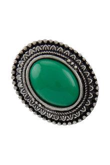 Amber Rose Festive Ring - 227307