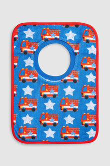 Next Bright Overhead Towelling Bibs Two Pack