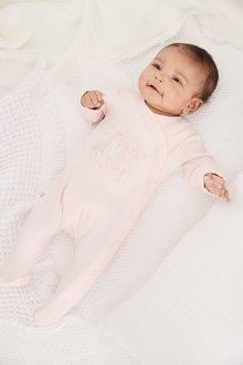 Next Born In 2019 Sleepsuit (5-9mths)