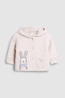 Next Bunny Cardigan (0mths-2yrs)