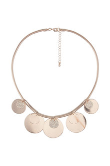 Amber Rose Stardust Short Necklace