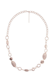 Amber Rose Sahara Rope Necklace