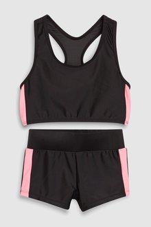 Next Sports Bikini (3-16yrs)