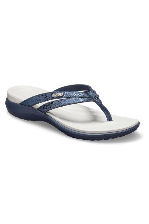 Crocs Capri Strappy Flip