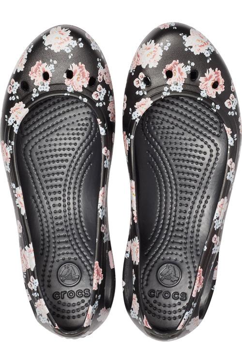 Crocs Kadee Printed Flat
