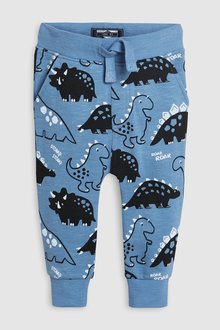 Next Dino All Over Print Joggers (3mths-7yrs)