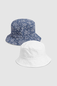 Next Fisherman Hats Two Pack (Younger)