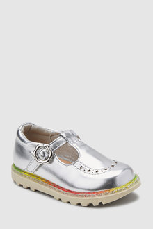 8c6fb620ab49 Next Chunky T-Bar Shoes (Younger)