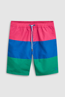 Next Colourblock Swim Shorts