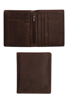 Next Monogram Leather Extra Capacity Wallet - 227643