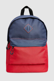 Next Colourblock Rucksack