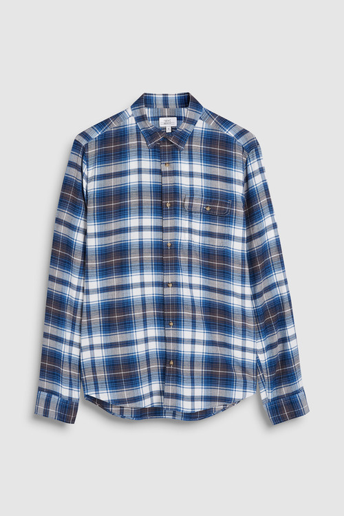 Next Long Sleeve Check Shirt