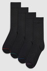 Next Signature Spot Bamboo Socks Four Pack