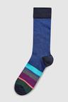 Next Bright Stripe Socks