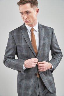 Next Signature Check Suit: Jacket - 227867