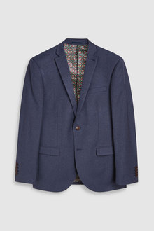 Next Signature British Wool Suit: Jacket-Regular Fit - 227870