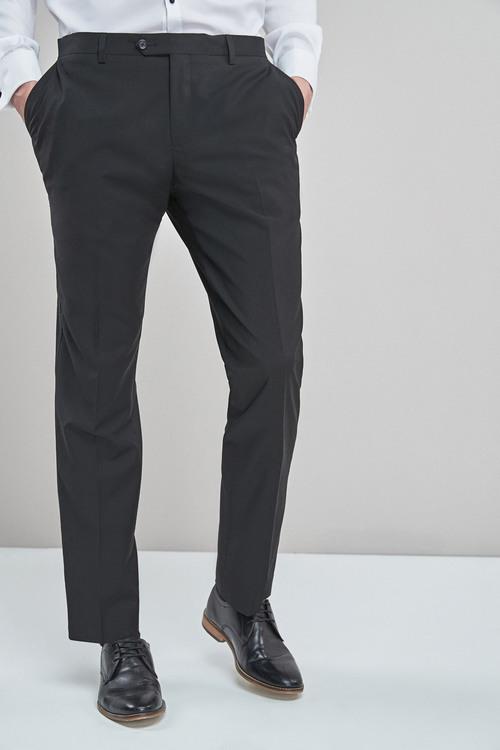 Next Signature Tuxedo Suit: Trousers-Regular Fit
