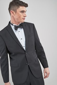 Next Signature Tuxedo Suit: Jacket-Regular Fit - 227873