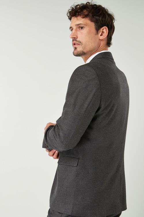 Next Signature British Wool Suit: Jacket-Tailored Fit