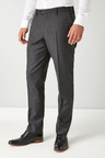 Next Signature British Wool Suit: Trousers-Tailored Fit